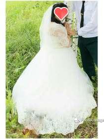 Великолепное Свадебное платье, в Мытищи
