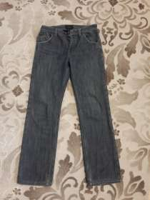 Мужские джинсы с начесом, в г.Алматы
