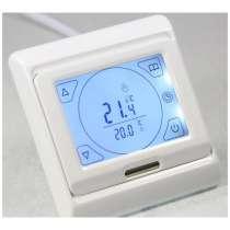 Терморегулятор теплого пола сенсорный E-91 (встраиваемый)., в Саратове