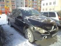 автомобиль SsangYong Actyon, в Тюмени