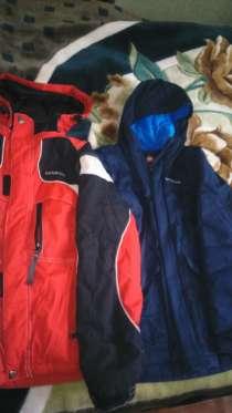 Зимняя и демисезонная куртки, в Сургуте