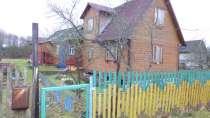 Двухэтажный дом, Новгородский район, п. Тесово-Нетыльский, в Великом Новгороде