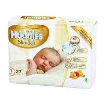 Подгузники Huggies Elite Soft 1 (до 5 кг), в Краснодаре
