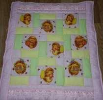Предложение: Детское лоскутное одеяло в кроватку, в Обнинске