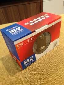 Видео регистратор Texet DVR-02 (новый), в Екатеринбурге