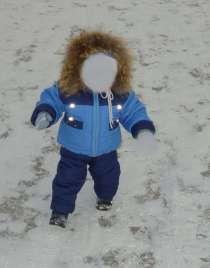 Костюм зимний, в Иркутске