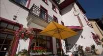 Гостиница в центре города-курорта Лойкербад в Альпах, в г.Leukerbad