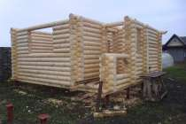Строительство деревянных домов, в Краснодаре