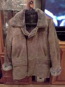 Дублёнка мужская, размер 50, цена 3000, в г.Электрогорск