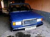 ВАЗ-2107 продам, в г.Самара