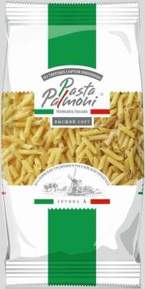 """Макароны """"Pasta Palmoni"""" Перо 400 гр, в г.Каменск-Шахтинский"""