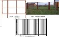Металлические ворота и калитки доставим бесплатно, в Твери