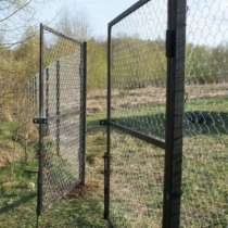Садовые металлические ворота, в Электроуглях