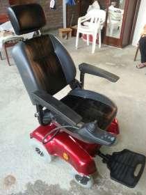 Продаётся новая инвалидная коляска с пультом, в Грозном