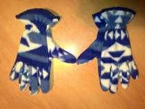 Флисовые перчатки (унисекс), в Москве