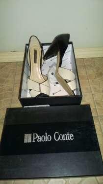 Туфли Paolo Conte, натуральная кожа, 40 размер, в Челябинске