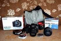 фотоаппарат Canon 650D, в Белгороде