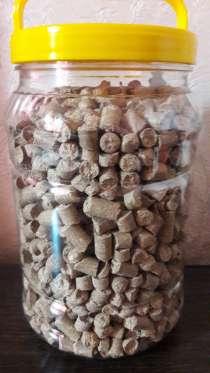 Отруби гранулированные, пшеничные, в Москве