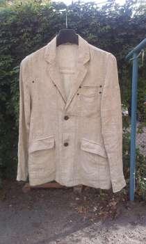 Недорого продам летний пиджак из натурального льна, в Таганроге