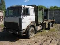 Сортиментовоз(лесовоз) МАЗ-53366;1993г. в. двигатель ямз-238, в Костроме