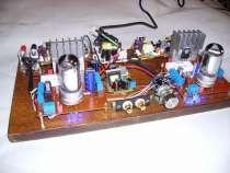Усилитель на лампах 4П1Л с выходом на 2SK1058, в г.Луховицы