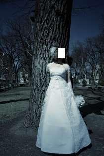 Свадебное платье на дюймовочку, в Саратове