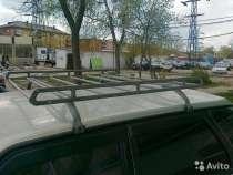 Багажник СССР с корзиной на крышу автомобиля ВАЗ и авт сливы, в Екатеринбурге