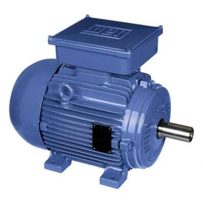 Электродвигатели асинхронные трехфазные серии АИС По стандарту DIN (CENELEC) материал станины-алюминий.