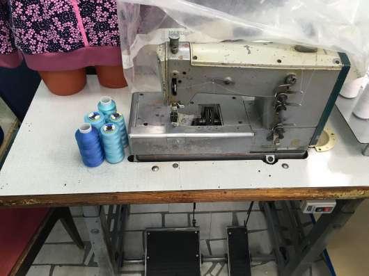 Швейная машина плоскошовная распошивалка 876 класс в Чебоксарах Фото 1