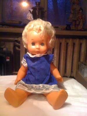 Кукла Галя СССР