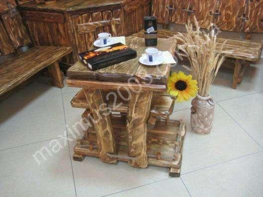 Мебель для дома в деревенском стиле в Екатеринбурге Фото 4