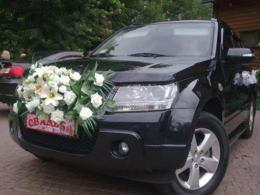 Эксклюзивное Авто на свадьбу 99 грн/час! Украшения на авто! в г. Кривой Рог Фото 2