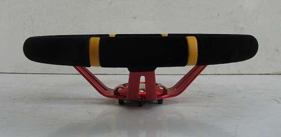 Руль спортивный 350мм, с вылетом 90мм в г. Запорожье Фото 1