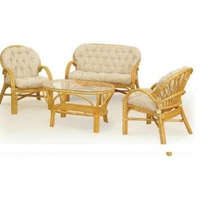 Мебель плетеная из натурального ротанга оптом.