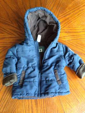 Куртка на синтепоне на весну р.74-86