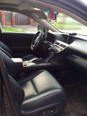 Продажа авто, Lexus, RX, Автомат с пробегом 15000 км, в Липецке Фото 2