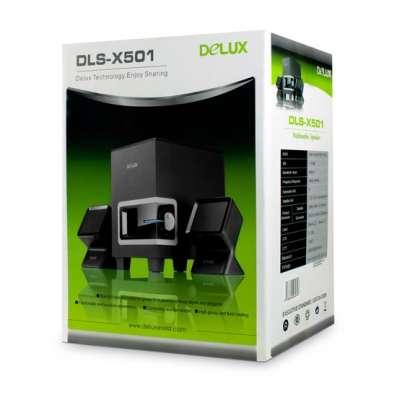 Колонки Delux DLS-X501JB