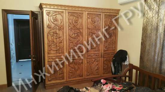 Изготовление мебели на заказ