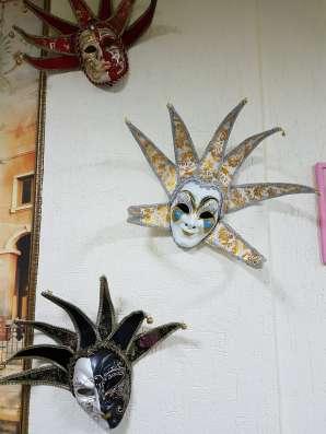 Венецианские маскии