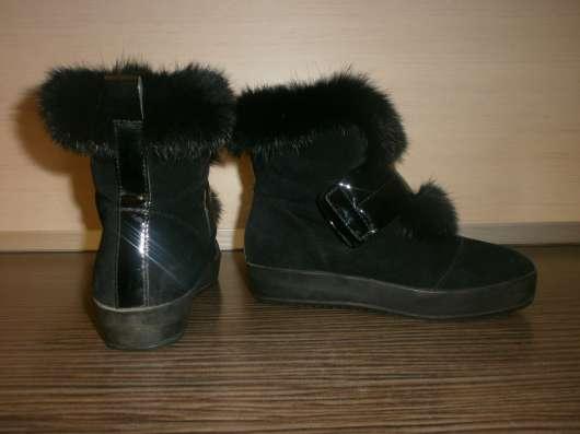 Зимние ботинки в Ангарске Фото 2