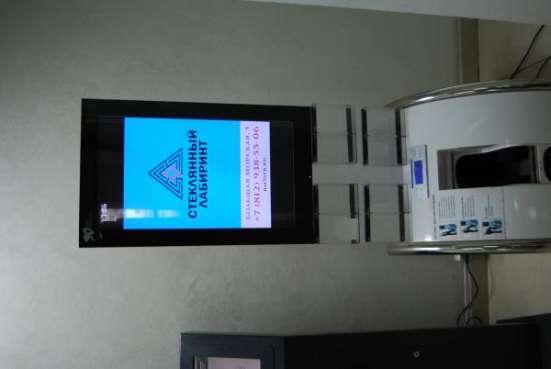 Реклама в бизнес-центрах в Санкт-Петербурге Фото 1