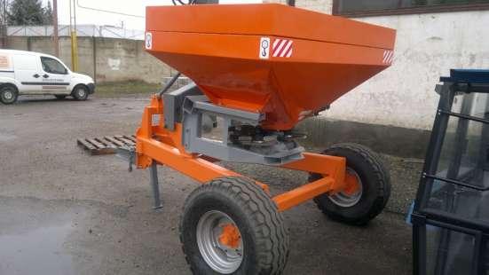Разбрасыватель минеральных удобрений ДРУГ-1200