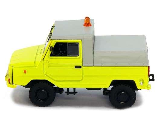 автомобиль на службе№47 Луаз-2403 Тягач контейнерных тележек в Липецке Фото 2