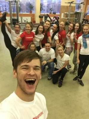 Школа фитнеса Варвары Медведевой в Москве