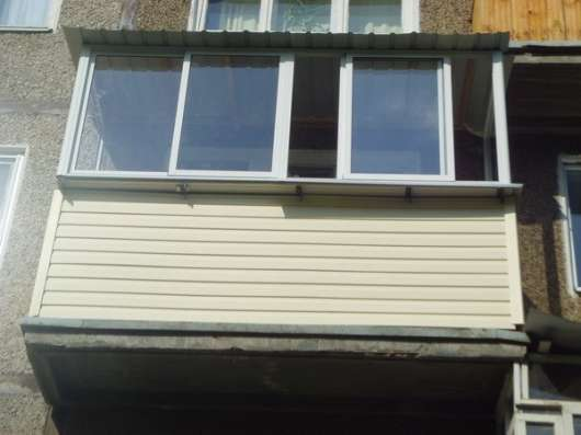 Сайдинг (потолок, стены)