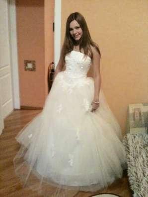 Платье свадебное в Москве Фото 2