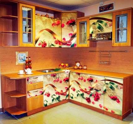 Кухни на заказ в Красноярске Фото 4