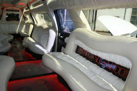 Лимузин Cadillac Escalade для свадьбы в Астане. в г. Астана Фото 2
