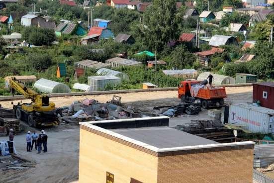 Квартиры в новостройке шесть звёзд в Новосибирске Фото 1