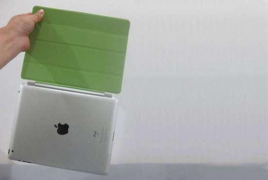 Чехол для iPad 2/3/4 Smart Cover + задняя накладка